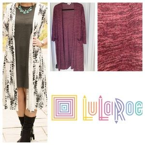 Lularoe Sarah Duster Sweater Cardigan